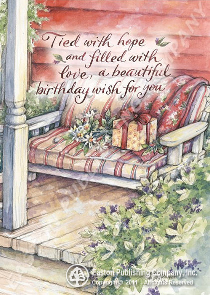 What To Write In Birthday Card Easton Publishing